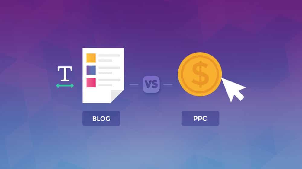 Blog vs PPC