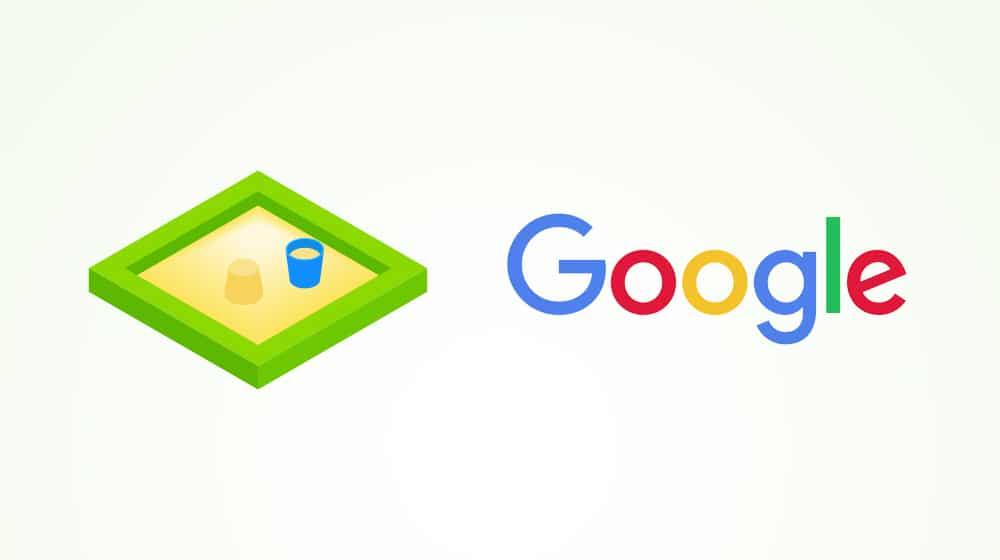 Google Sandbox Illustration