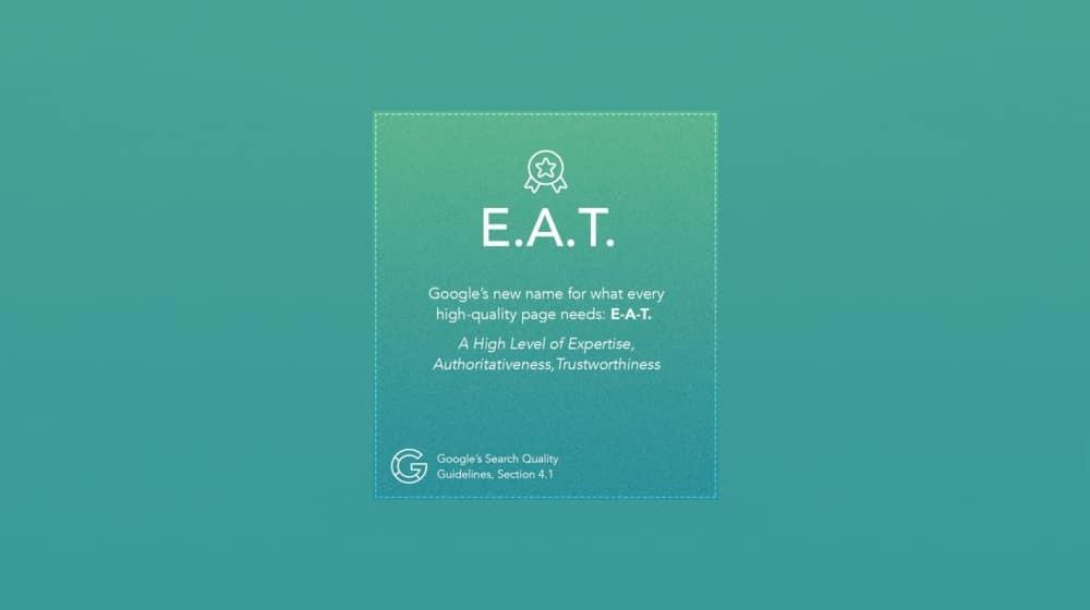 E-A-T Illustration