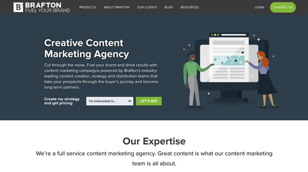 Example of Larger Agency