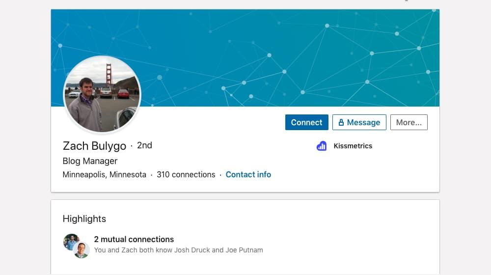 LinkedIn Blog Manager