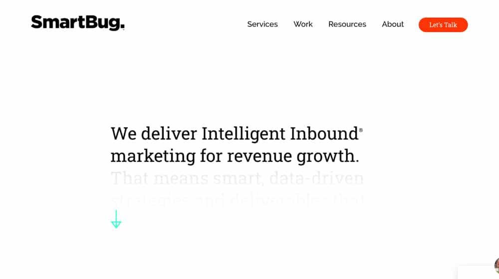 SmartBug Homepage