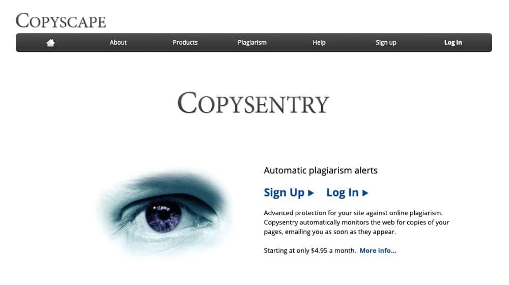Copysentry