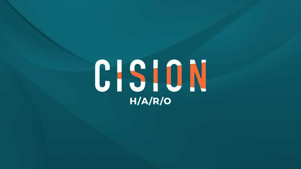 Cision HARO Help a Reporter Out