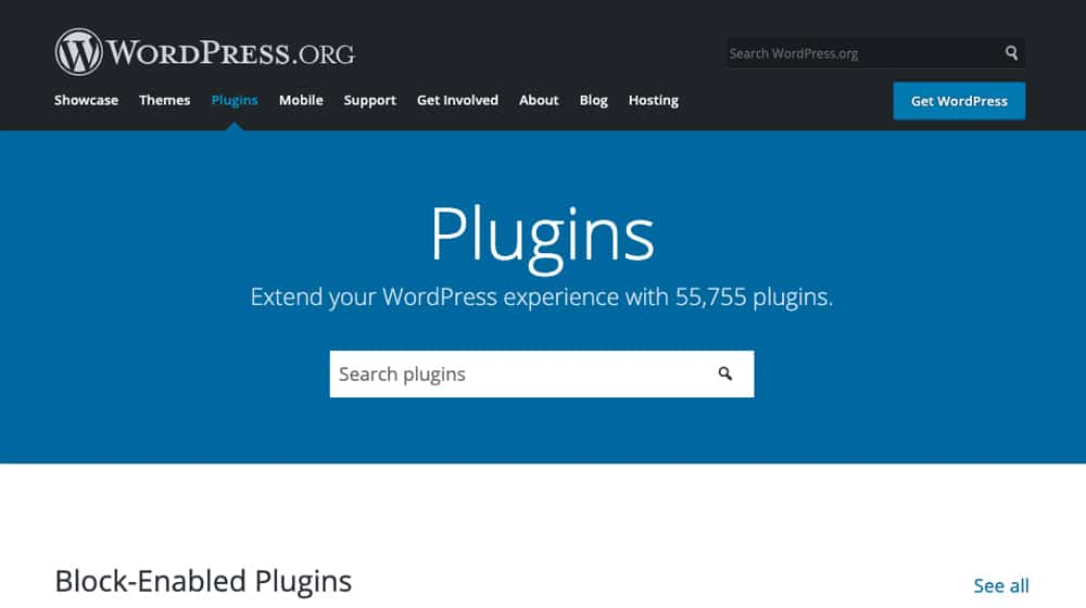 WordPress Plugin Site