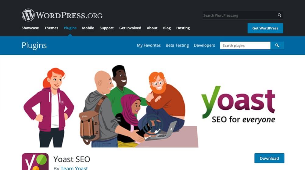 WordPress Yoast Plugin