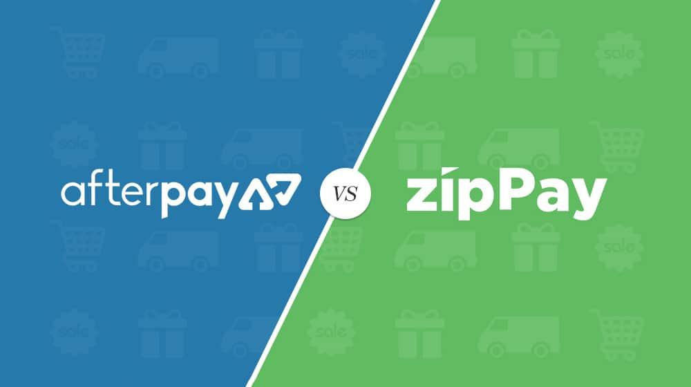Afterpay vs Zippay