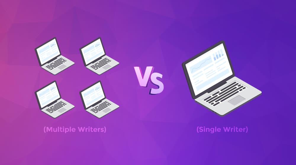 Multiple Writers
