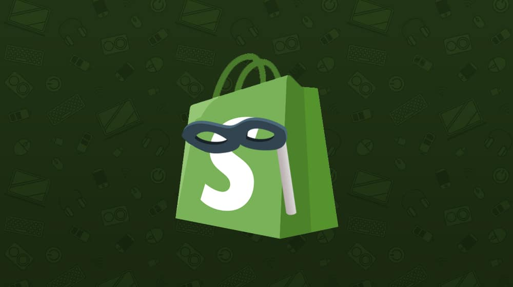 Shopify Guest Checkout