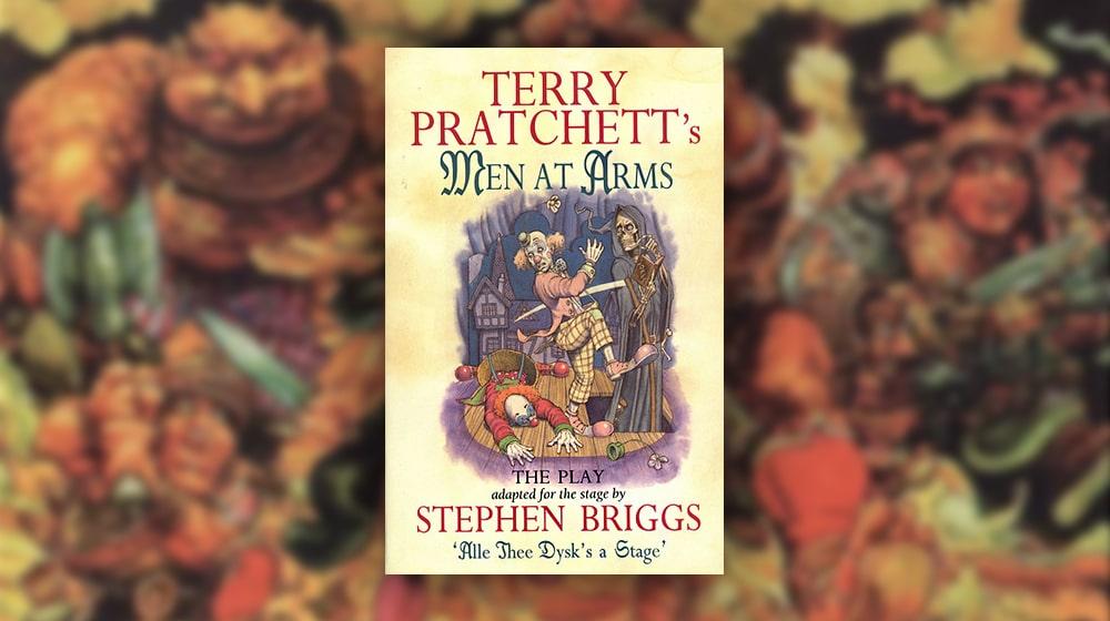 Terry Pratchett Book