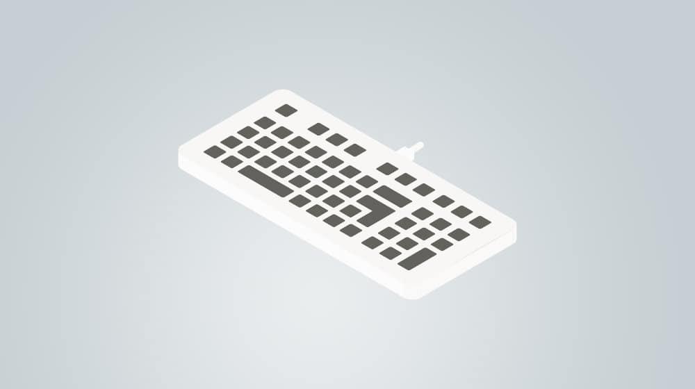 Writing Keyboard