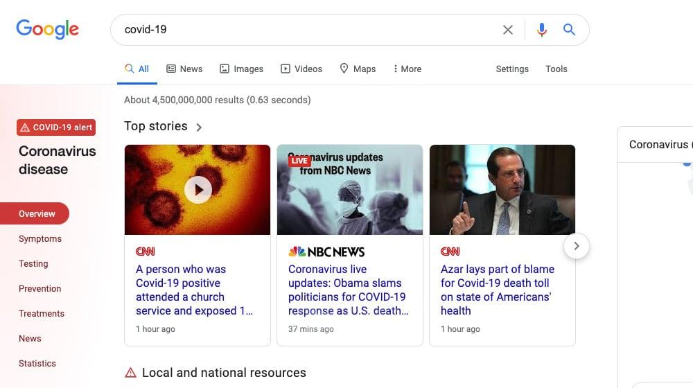 Example News Post