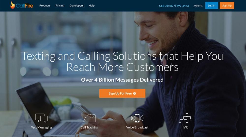 CallFire Service