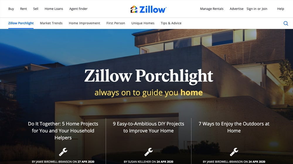 Zillow Blog