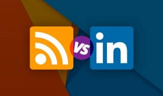 Blogging vs LinkedIn