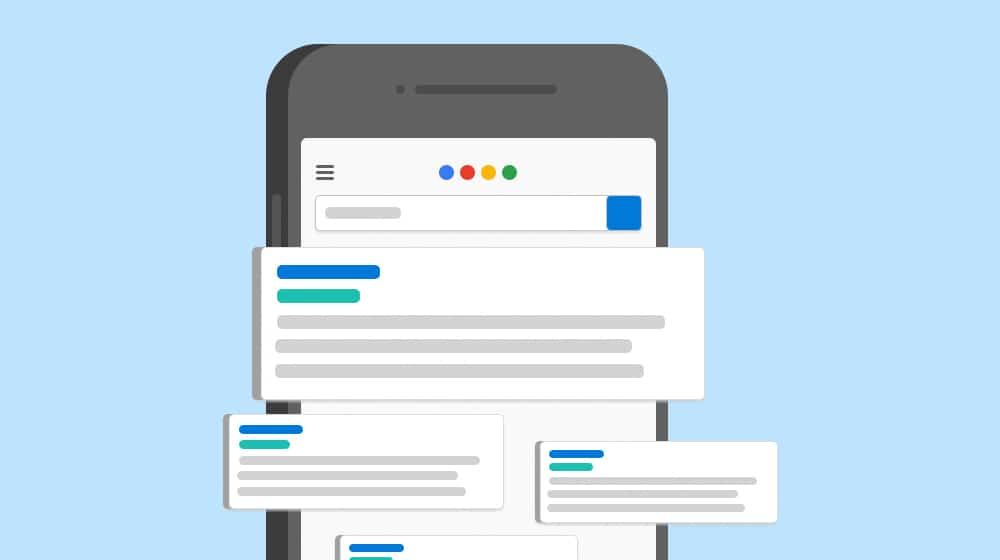Mobile First Indexing Listings