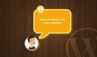 Blog Comments Disabled