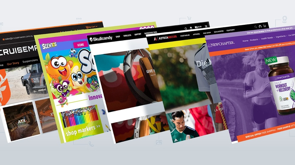 Competitor Websites