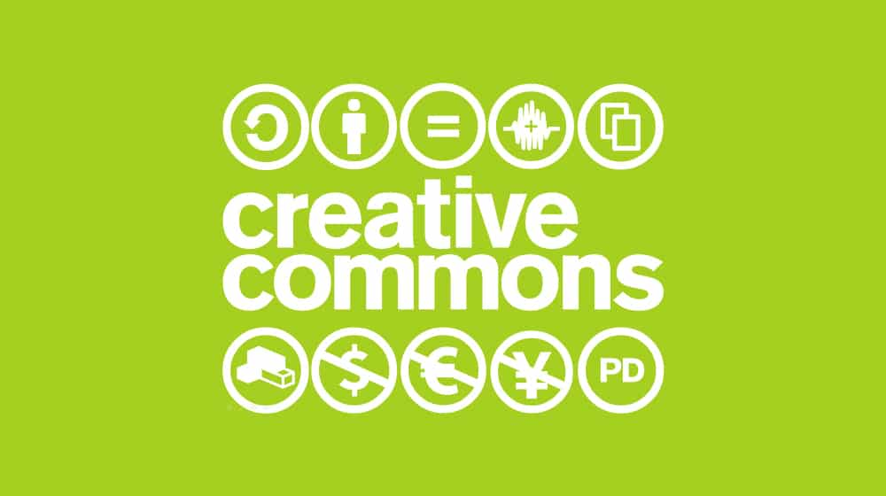 Creative Commons Illustration