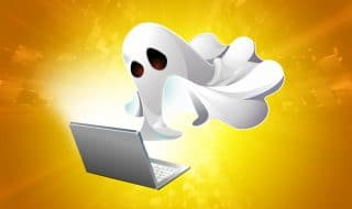 Ghostwriter Illustration