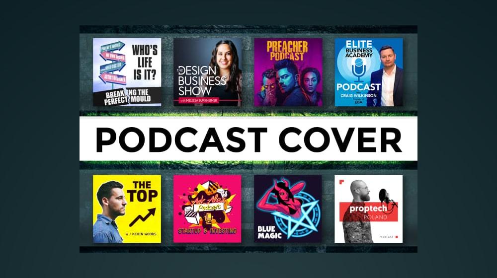Podcast Cover Designer