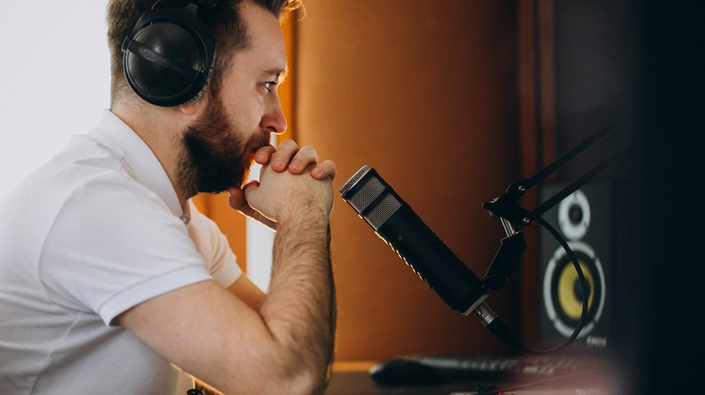 Recording Your Podcast