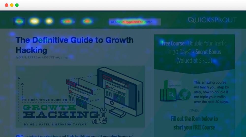 CrazyEgg Site