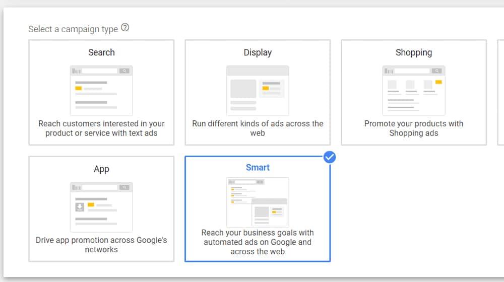 Creating a Google Ad
