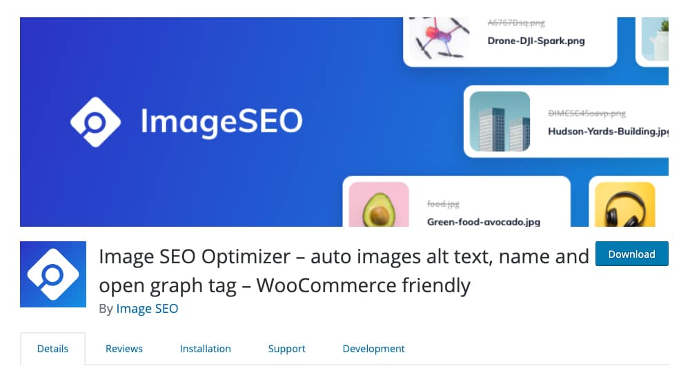 ImageSEO Plugin
