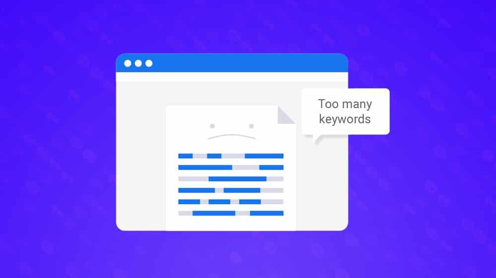 Keyword Density Illustration