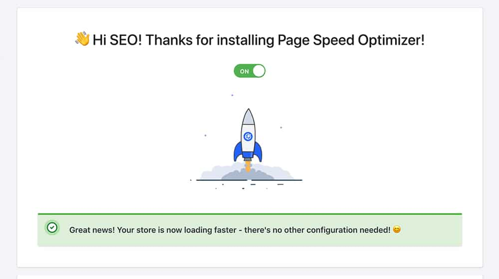 Page Speed Optimizer