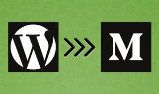 WordPress to Medium