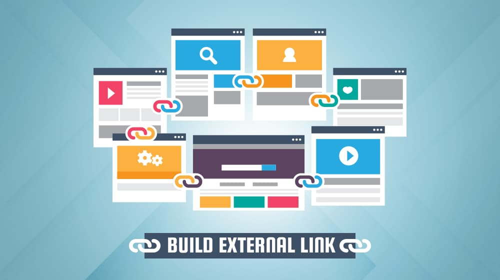 Build External Links