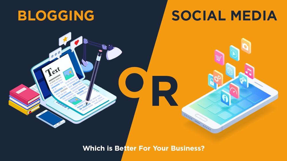 Social Media or Blogging