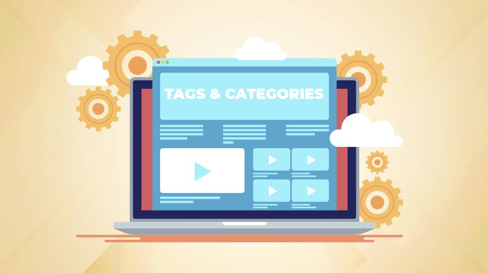 Tags and Categories