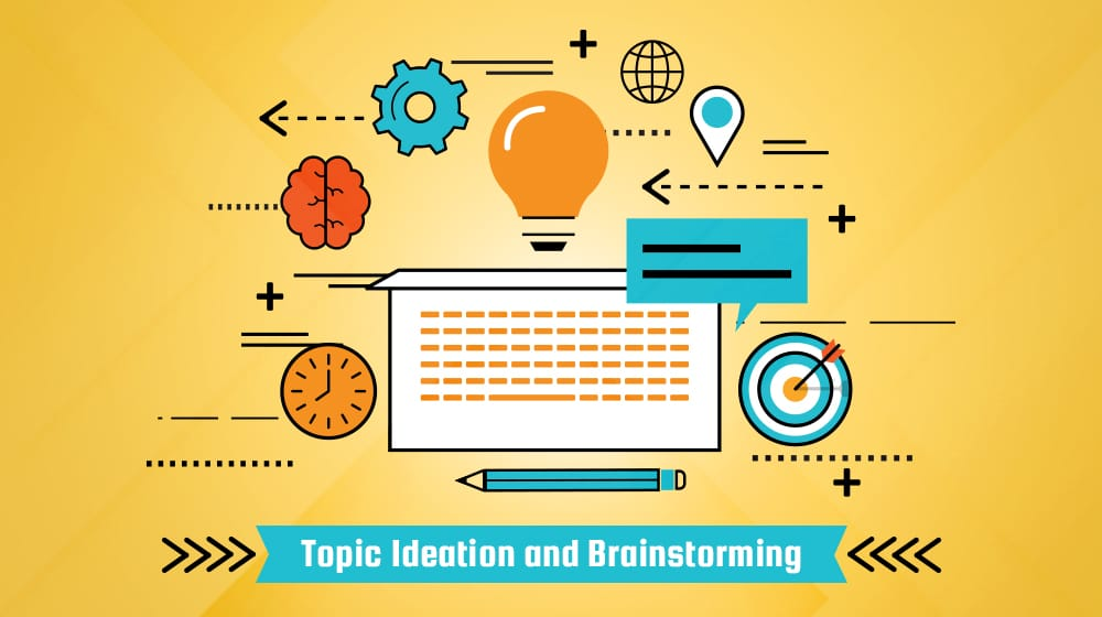 Topic Ideation and Brainstorming