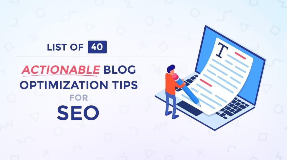 Blog SEO Tips