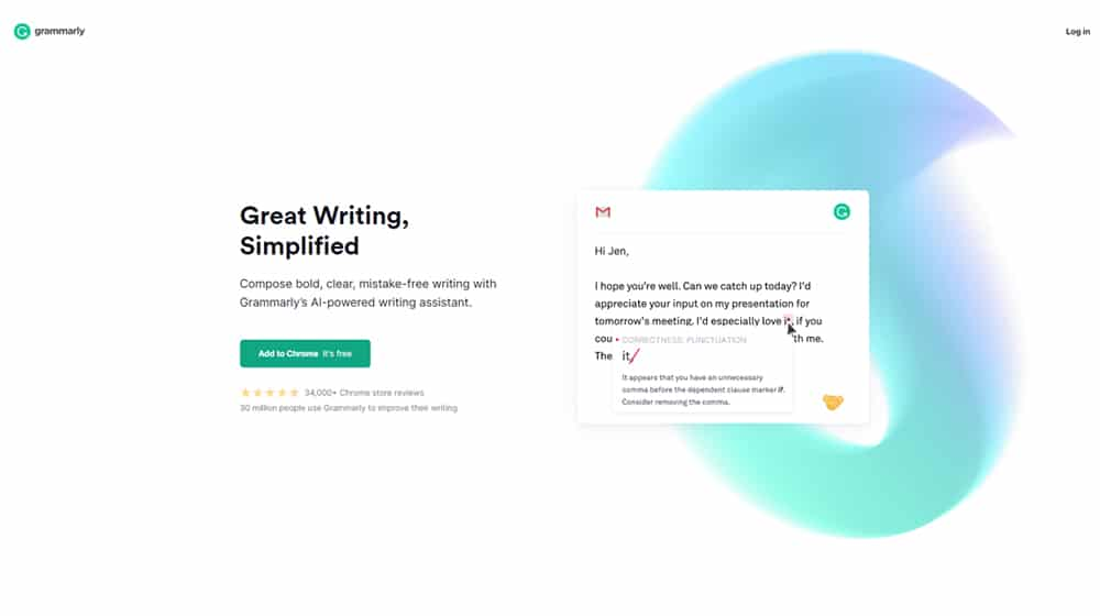 Grammarly Software