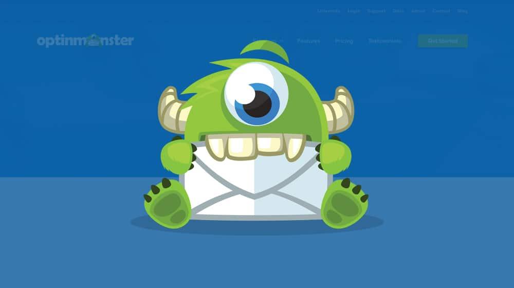 Optin Monster Press Kit and Logo