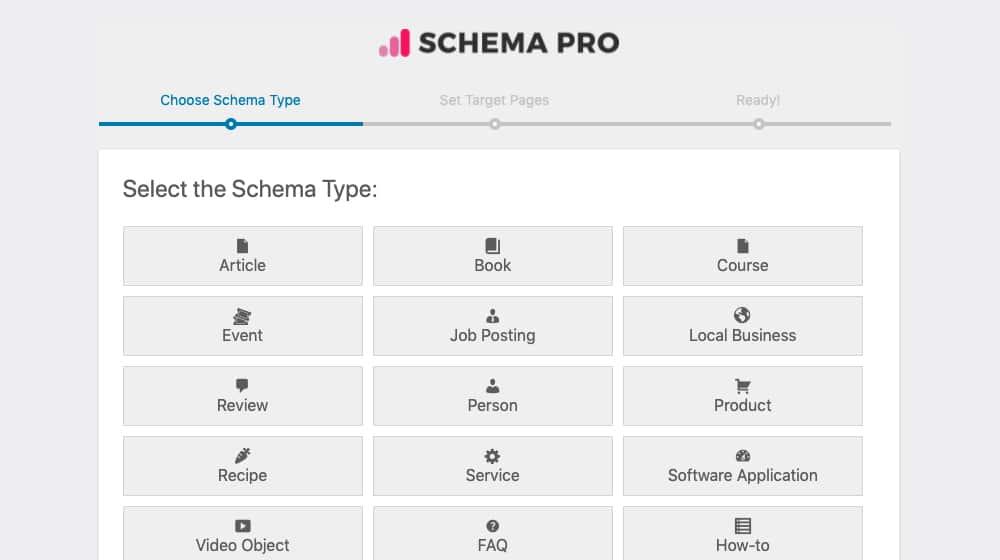 Adding New Schema in Schema Pro