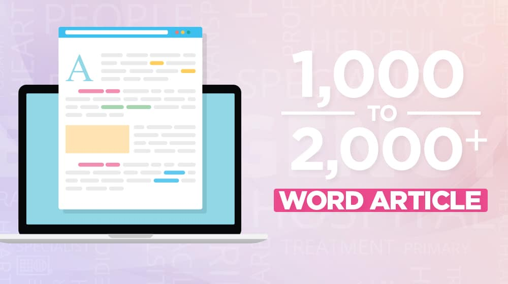 Sample Article Word Count