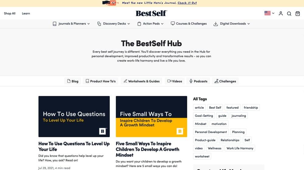 BestSelf Hub
