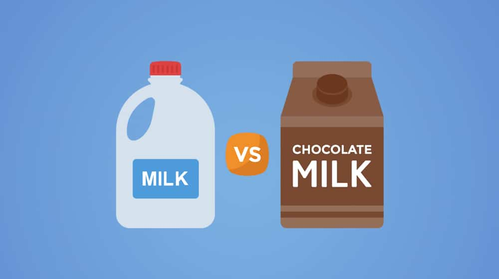 Milk Versus