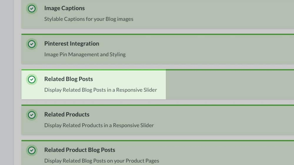 ProBlogger Related Widget