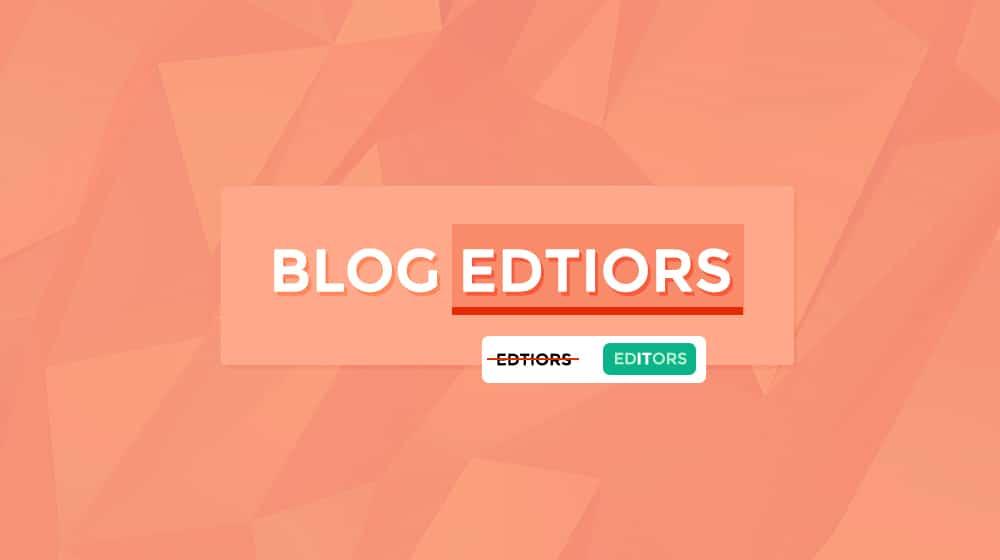 Editors Illustration