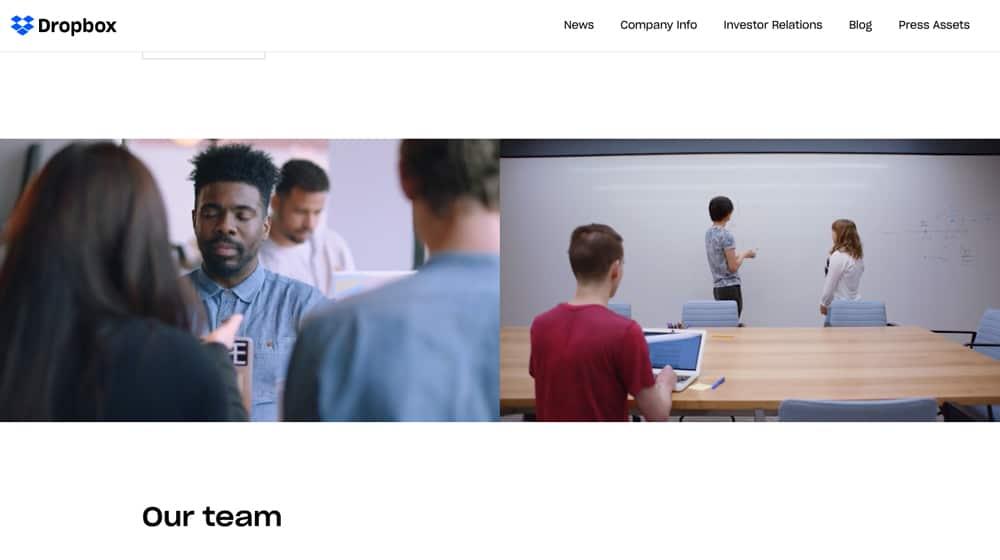 Dropbox Team Culture